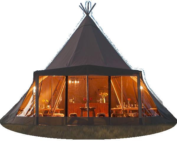 Zweedse tenten Nordic Tipi (verhuur tenten) Reviews