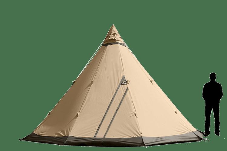 glamping tent zirkon
